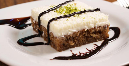 Böylesini yemediniz: Kıbrıs tatlısı