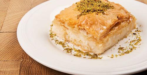 Karadeniz usulü laz böreği