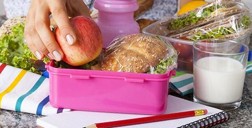 Okul çantası için 2 sağlıklı atıştırmalık tarifi
