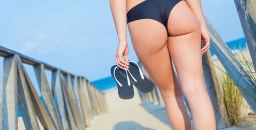 Kusursuz bikini kalçası için 2 basit hareket
