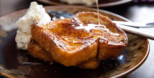 Baştan çıkarıcı Fransız tostu