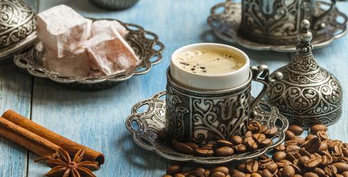 Kahve içmenin de bir adabı vardır!