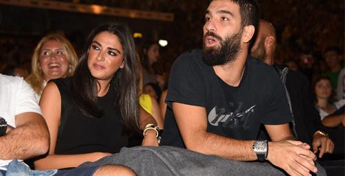 Mustafa Ceceli sahnede pot kırdı ucu Aslıhan Doğan'a dokundu!