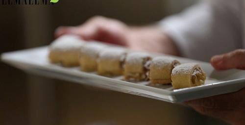 Ağızda dağılan elmalı kurabiye tarifi