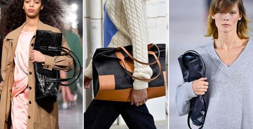Çantaları taşımanın yeni yolu
