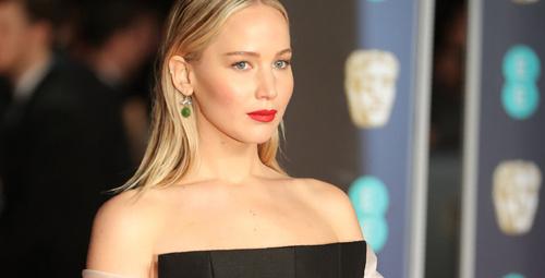 Jennifer Lawrence'ın güzellik sırları