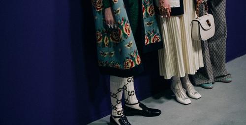 Gucci'nin yeni koleksiyonu görücüye çıktı