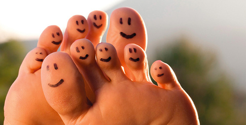 Şekilsiz ayaklardan ayak estetiği ile kurtulun!