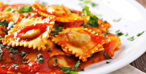 İtalyan usulü ravioli lezzetine doyamayacaksınız!