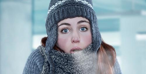 Soğuk havalarda gelen tehlikeye dikkat!