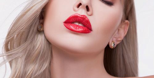 Eros yayı estetiği ile çekici dudaklara sahip olun!