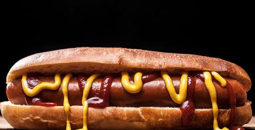 Ev yapımı lezzetli hot dog