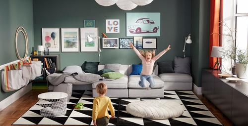 IKEA'dan anne ve babalara küçük bir sır