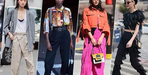 2018 pantolon trendleri belli oldu!