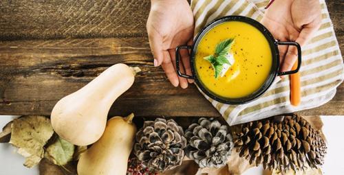 Hem sağlıklı hem lezzetli sebze çorbası