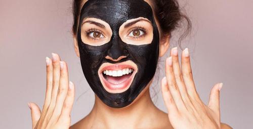 Sivilcelerden kurtulmanın sırrı kömür maskesinde!