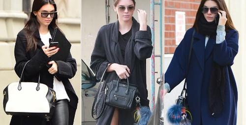 Kendall Jenner'ın sokak stilini inceledik!