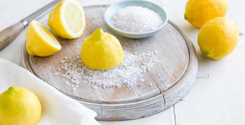 Tuz karabiber limon  mucizesi!
