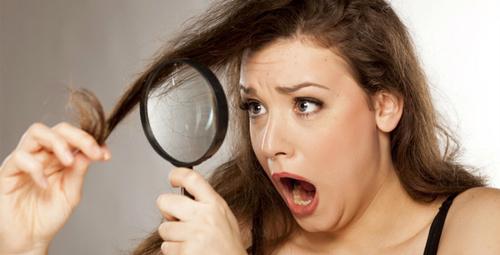 Saç kırıklarını yok etmenin sırrı burada!