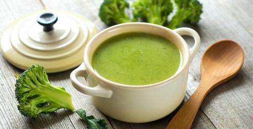 İçinizi ısıtacak: Brokoli çorbası tarifi