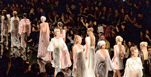 Mercedes-Benz Fashion Week İstanbul başlıyor