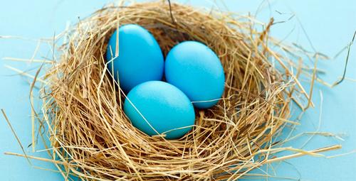 Mavi ve yeşil yumurtanın mucizevi faydaları!