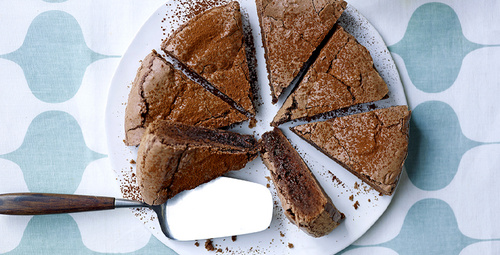 Görünümü muazzam isveç kek tarifi!