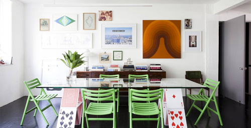 Renklerin gücünden ilham alarak yemek odalarınızı şımartın!