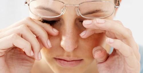 Dikkat depresyon göz sağlığınızı etkiliyor!