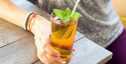 Hem sağlıklı hem lezzetli kombucha çayı!