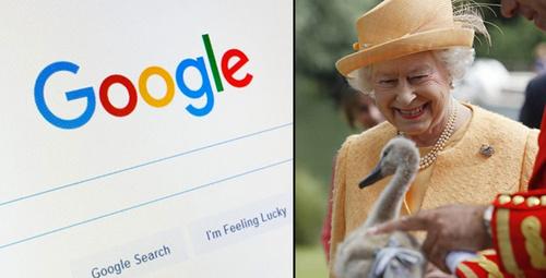 Google yıkılıyor kraliyet ailesiyle ilgili öyle bir arama var ki...