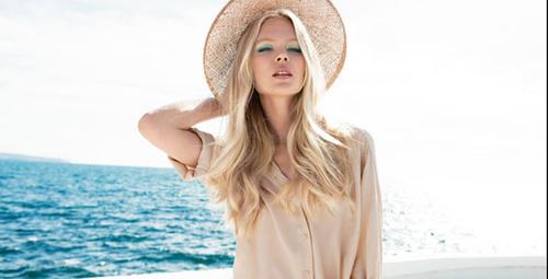 Yaz aylarında saç bakımına dikkat!