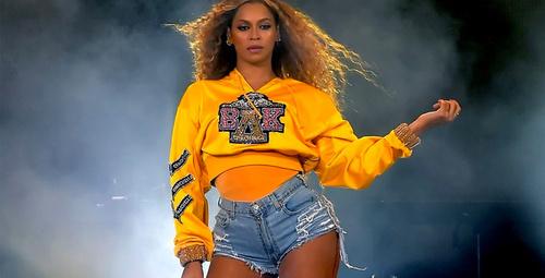 Beyonce'un rekor kıran videosu 50 milyon kez izlendi