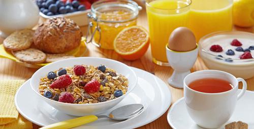 Cildi güzelleştiren kahvaltı!