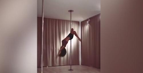 Şeyma Subaşı'nın direk dansı videosu olay