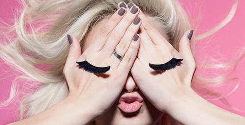 Instagram'ın yeni trendi 'ombre kirpikler'i 3 adımda yapın!