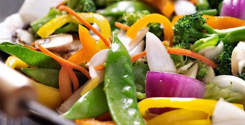 Sebzeler nasıl sotelenir?