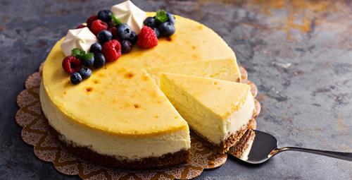 Pişmeyen cheesecakele tatlı kolaylığı!