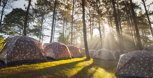 Türkiye'de gidilebilecek 7 muhteşem kamp alanı!