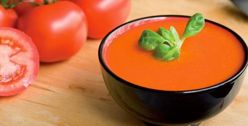 Domates çorbasını bir de böyle deneyin!