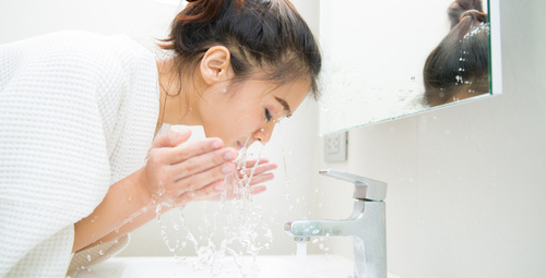 Yüzünüzü her sabah doğru yıkadığınıza emin misiniz?