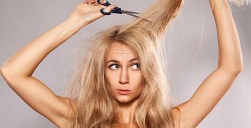 Kabaran saçlar için 7 pratik çözüm yolu!