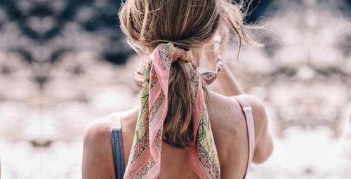 Plajda yapabileceğiniz saç modelleri