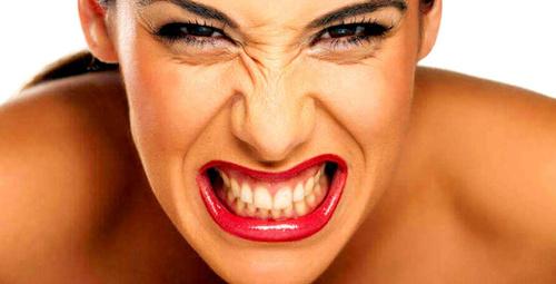Sürekli olarak dişlerinizi sıkıyorsanız...