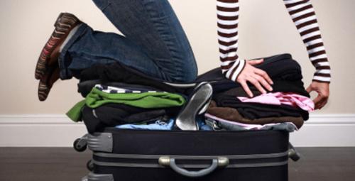 Valiz hazırlama teknikleri
