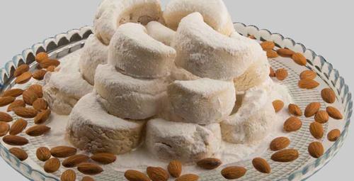 Bademin en çok yakıştığı kurabiye: Kavala kurabiyesi