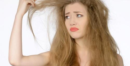 3 malzemeyle kabaran saç sorunu bitiyor