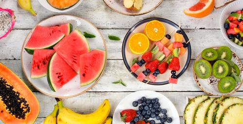 Tatlı yerine meyve yemek de kilo aldırır işte nedeni