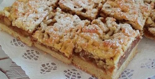 Tarçınlı lezzet: Elmalı tart