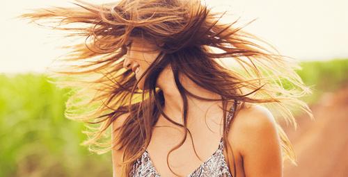 Güneşin ışıltısını saçlarınızda taşıyın!